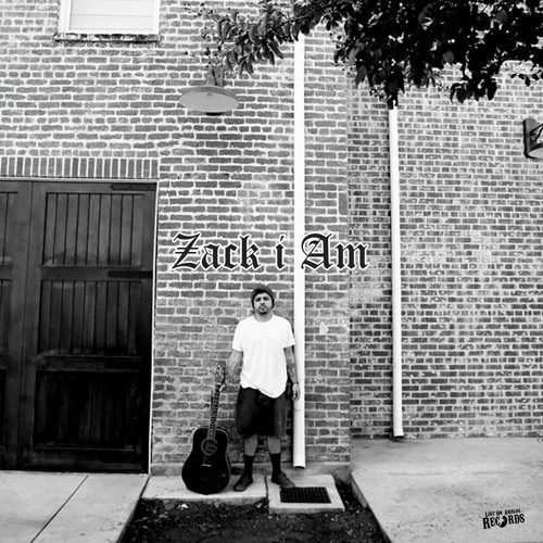 Zack i Am // Me Erasing Me // Tape Mastered by Live On Analog Records