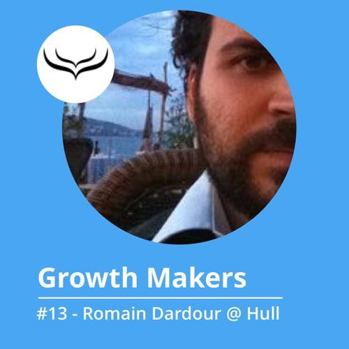 #13 - Hull.io : Multiplier par 6 son taux conversion grâce à la data, par Romain VP Product.