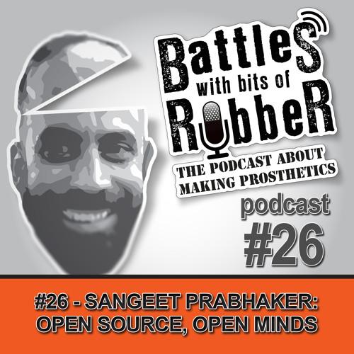 #26 - Sangeet Prahbaker - Open Source, Open Mind