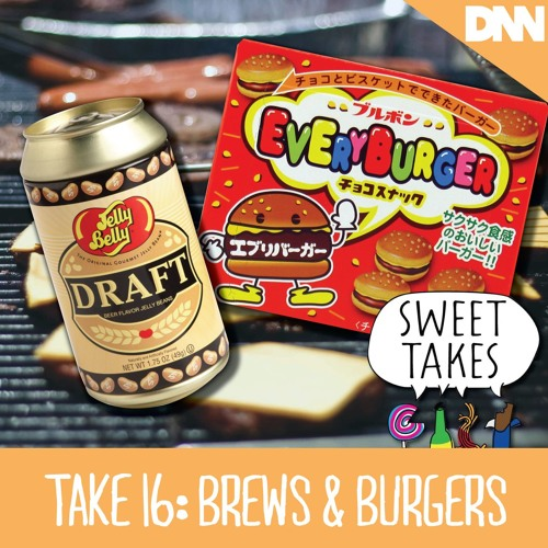Take 16: Brews & Burgers