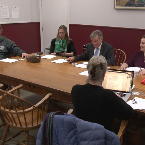 Greenfield School Committee Meeting January 2, 2018