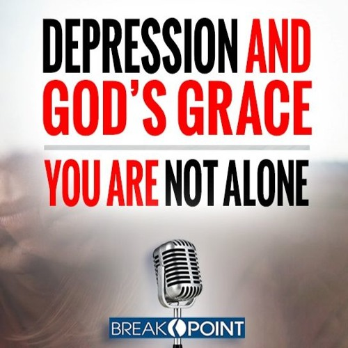 Stan Guthrie - Depression and God's Grace: You Are Not Alone