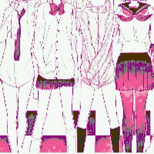 Pink Hair Wip 1-3-18