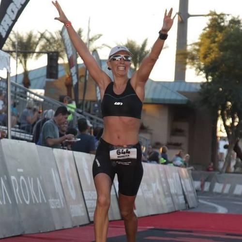 Rebecca Mckee, Ironman Arizona 2017