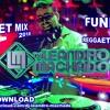 DJ LEANDRO MACHADO - SET MIX (( FUNK X RAGGAETOM ))
