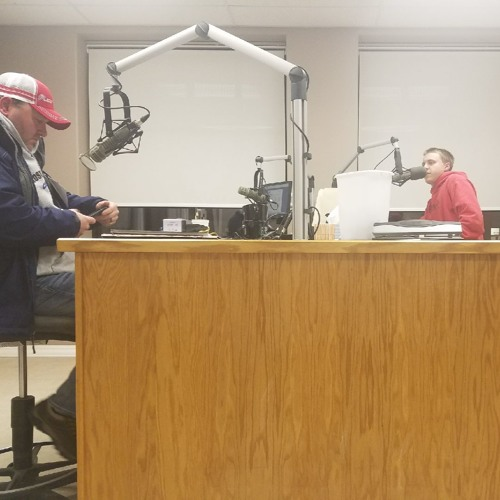 Dale Gunderson joins the Roseau Rams coaches show