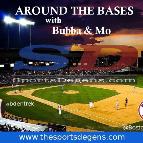Around the Bases with Bubba & Mo EP45 - MLB Cold Stove