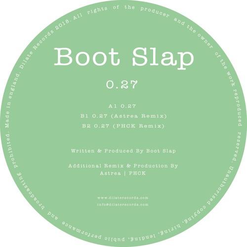 Boot Slap - 0.27 (Original Mix)