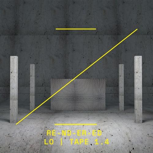 RE-ND-ER-ED | LO | TAPE 1.4