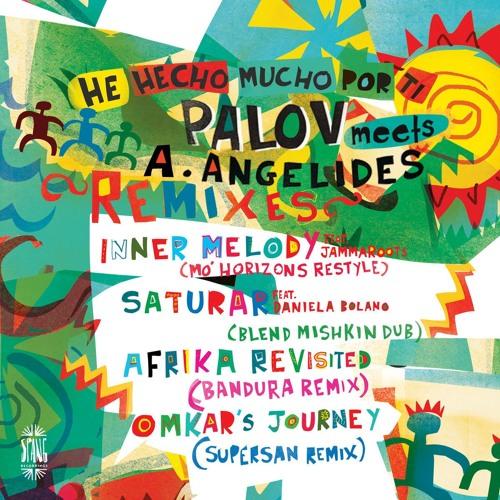 Palov meets A.Angelides - Afrika Revisited (Bandura Remix)