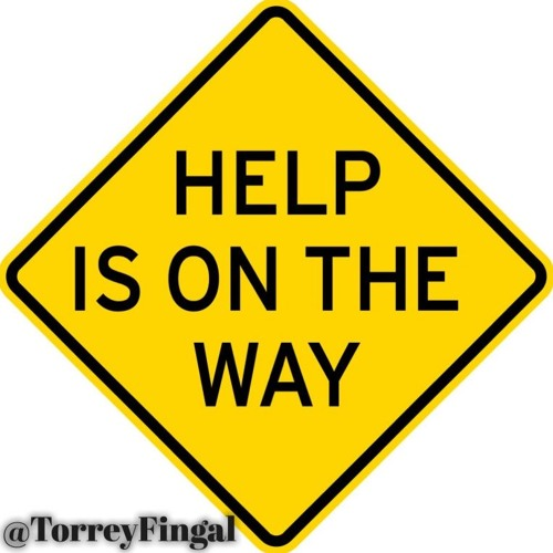 Help Is On The Way - Torrey Fingal