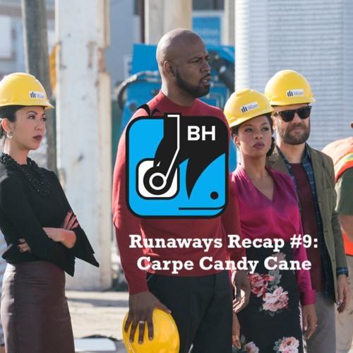 Runaways Recap #9: Carpe Candy Cane
