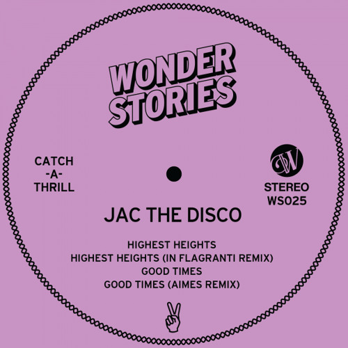 "DC Promo Tracks #131: Jac the Disco ""Good Times"""