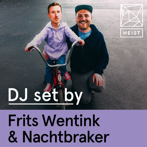 Nachtbraker B2B Frits Wentink  @ADE 2017 Heist Showcase Claire Amsterdam