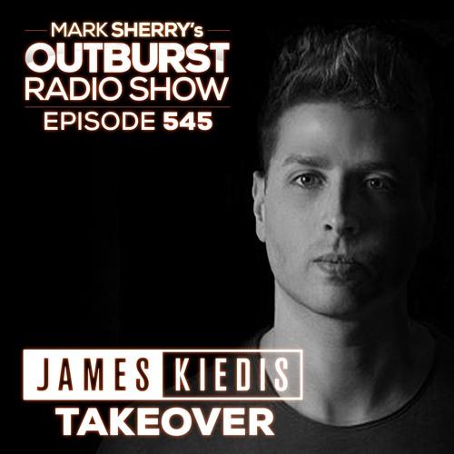 The Outburst Radioshow - Episode #545 (James Kiedis Takeover) 05/01/18