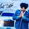 just listen official full song sidhu moose wala