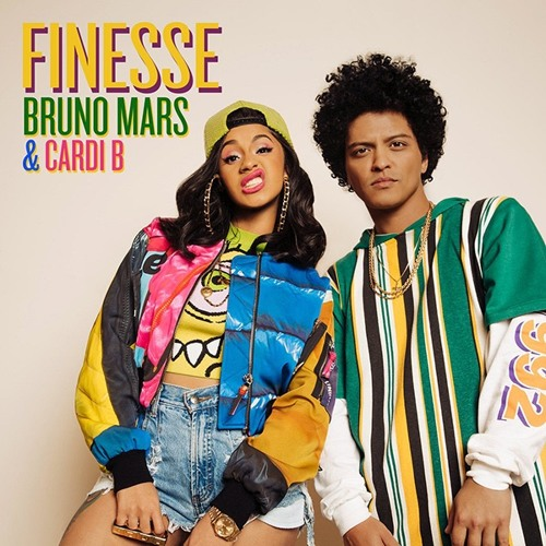 Bruno Mars - Finesse (Remix) [Feat. Cardi B] (INSTRUMENTAL)