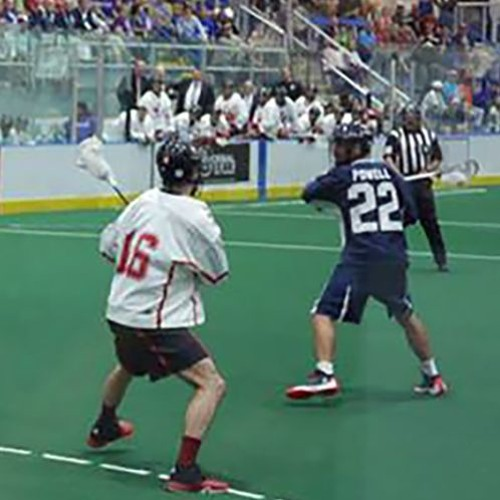Life Lessons Learned In Box Lacrosse