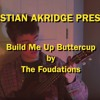 Build Me Up Buttercup Cover - by Christian Akridge