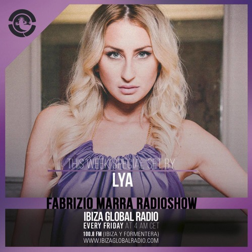 Fabrizio Marra Radioshow on Ibiza Global Radio 2017