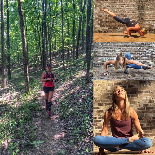 91 : Yoga & Meditation is For Runners Too :  Talking with Michelle Belcher