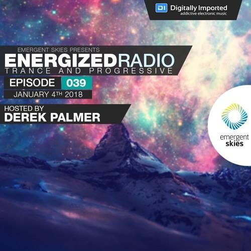 Energized Radio 039 with Derek Palmer