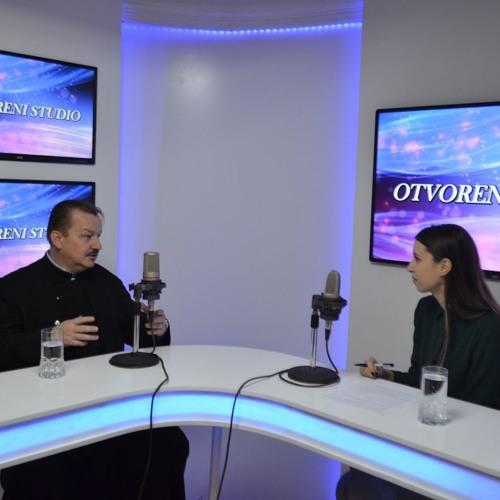Radio Bijelo Polje - OTVORENI STUDIO - prota Darko Pejić - 05.01.2018