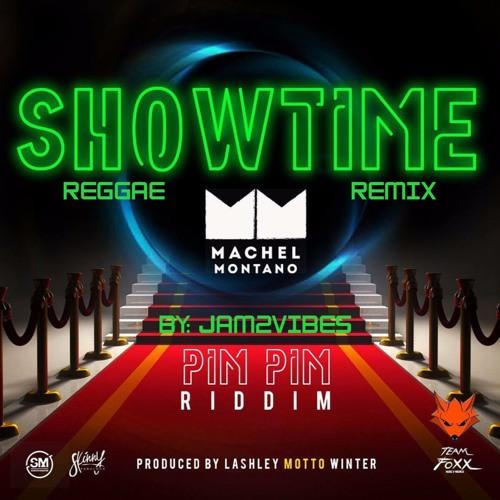 Machel Montano - SHOWTIME (Official 2018 Reggae Remix) [Pim