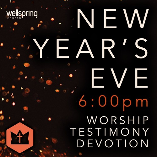 New Year's Eve @ Wellspring