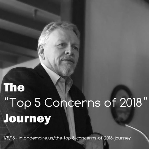 """The """"Top 5 concerns of 2018"""" Journey"""