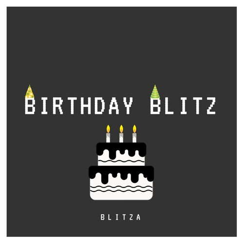 Blitza - Birthday Blitz (EP) 2018