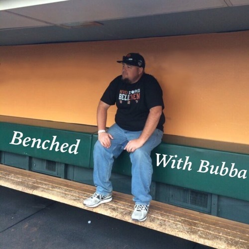 Benched with Bubba EP62 - Adam Burke from BangTheBook Radio