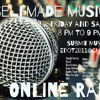 Selfmade Music Online Radio (made with Spreaker)