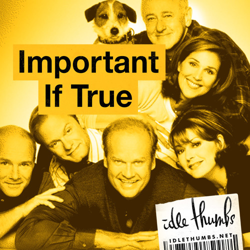 Important If True 44: Stream Frasier Online Free