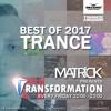 MatricK - Transformation 144 (Best Of 2017) 2018-01-05 Artwork