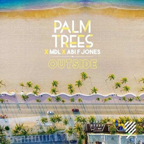 Palm Trees, Mdl & Abi F Jones - Outside