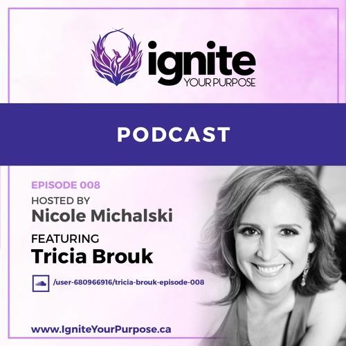Tricia Brouk Episode 008