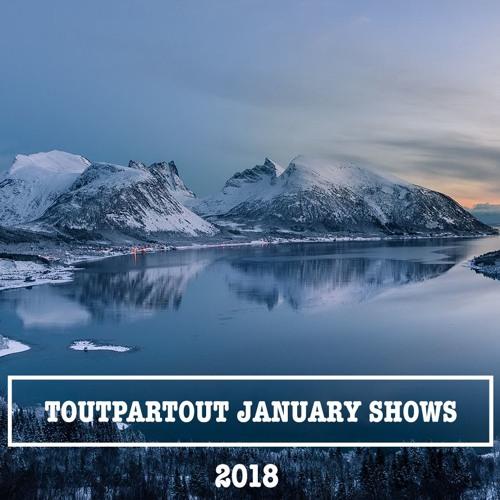 TOUTPARTOUT - January playlist