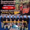 SONORA SANTANERA Y CELIA CRUZ GOLPES DE GUANTANAMERA 2018 MARIO TAZZ BACK TO BACK MIX