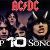 Are you ready!? Top 10 ACDC songs