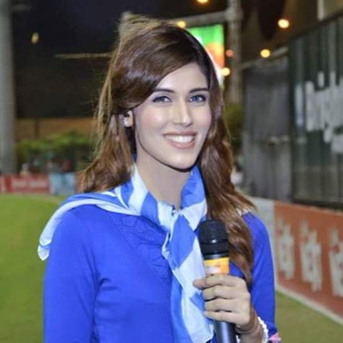 """Girls are supposed to make rotis"": Interview with Pakistani sports broadcaster Fazeela Saba"