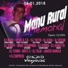 DJ GORDY - MEMORIAL MANU RURAL - SESSION EN DIRECTO - VENECIA - SABADO 6 DE ENERO 2018