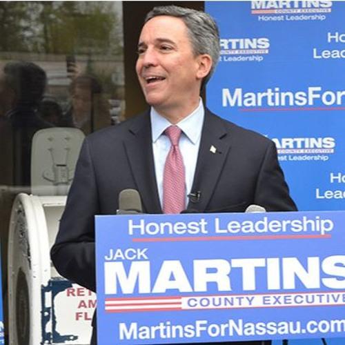 10 - 14 - 17: Nassau County Executive candidate Jack Martins