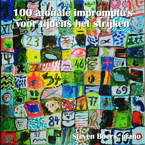 100 atonale impromptu's voor tijdens het strijken