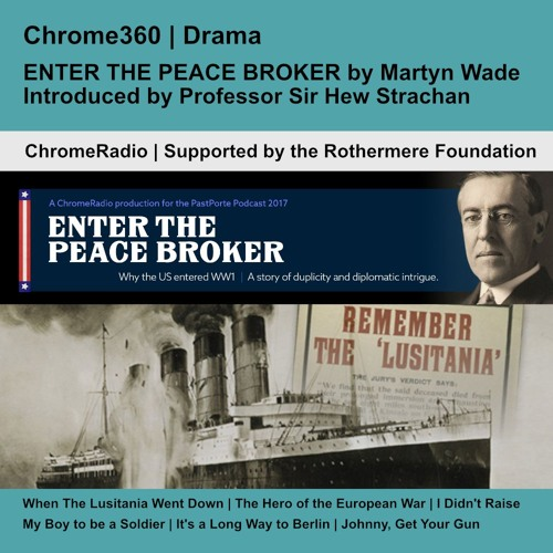 Chrome360 | ENTER THE PEACE BROKER | DRAMA + EPISODE INTRODUCTIONS