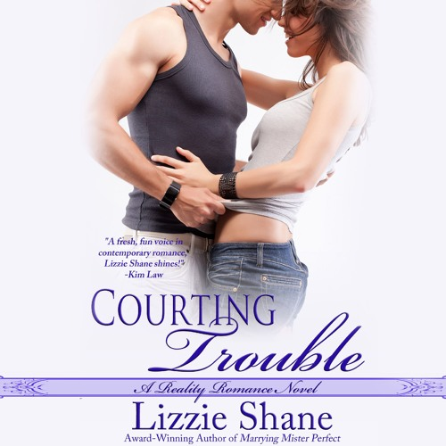 Courting Trouble by Lizzie Shane, Narrated by Ava Erickson