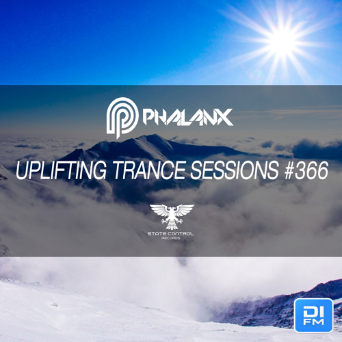DJ Phalanx - Uplifting Trance Sessions EP. 366 / 07.01.2018 on DI.FM
