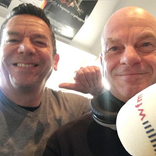 7 januari 2018 Maurits Portier met Bert van Leerdam