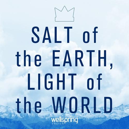 Salt Of The Earth, Light Of The World | Pastor Steve Gibson