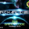 Richard Lowe - Green Code 013 2018-01-04 Artwork